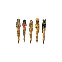 Design Toscano Artifacts of Ancient Egypt Pen Collection (Set of 5)