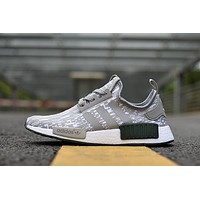ADIDAS NMD R1 Boost Fashion Trending Sneakers Running Sports Shoes