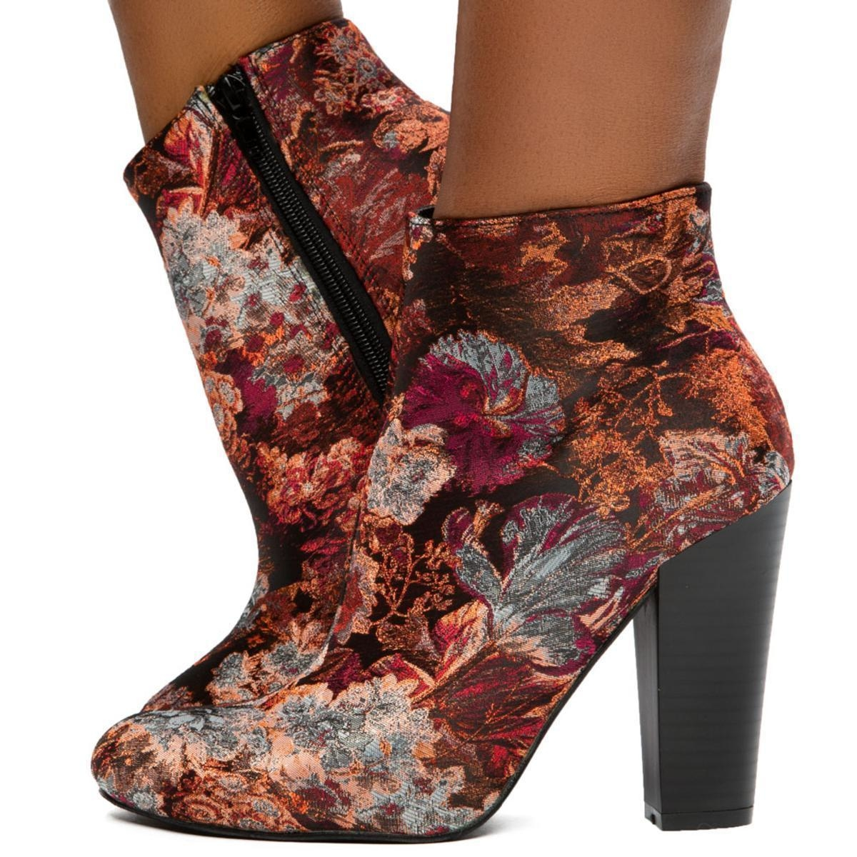Image of Panne-1 Ankle Booties