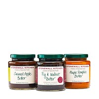 Free Shipping | 3-Pack Stonewall Kitchen Fruit Butter Collection
