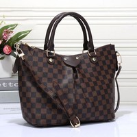 Louis Vuitton LV Newest Fashion Women Shopping Bag Leather Shoulder Bag Handbag Crossbody Satchel
