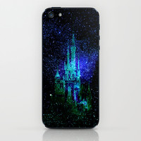 Dream castle. Fantasy Disney iPhone & iPod Skin by Guido Montañés