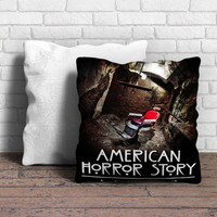 american horror story Pillow | Aneend