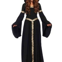 Pagen Witch Long Cloak Costume