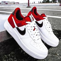 Nike Air Force 1 AF1 Fashion Women Men Leisure Running Sport Shoes Sneakers
