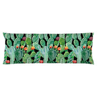 Prickly Party Body Pillow