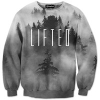 Too Lifted Crewneck
