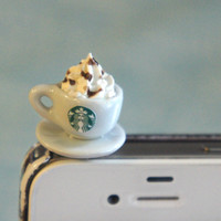starbucks coffee phone plug