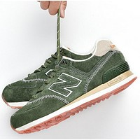 """""""New Balance"""" Fashion Casual All-match N Words Breathable Couple Sneakers Shoes"""