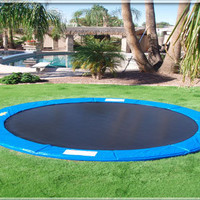 In-GroundTrampolines.com |Sunken Trampolines | In-Ground Trampoline