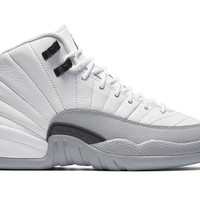 Nike Air Jordan 12 Retro Baron GS sizes 5y-7y