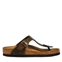 Birkenstock Gizeh Birko-Flor Women's - Golden Brown