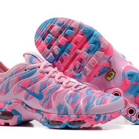 NIKE AIR MAX PLUS TN pink blue 36-40