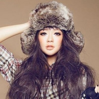 Ladies Thicken Korean Men Winter Hats [9446088519]