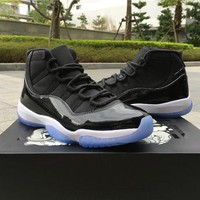 Air Jordan Retro 11 Spaces Jam Basketball Shoes for Men Women Top quality Airs space jams 11s Athletic Sport Sneakers Size 5-13