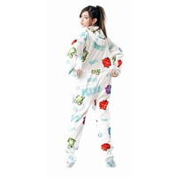 Buy KISS Shock Me Drop Seat Onesuits   World's Best Pajama Store
