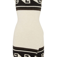 Isabel Marant - Sandy wrap-effect knitted mini dress
