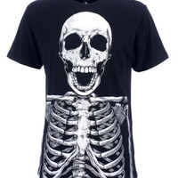 Iron Fist Men's Death In Arms T-Shirt | Gothic Clothing | Emo clothing | Alternative clothing | Punk clothing - Chaotic Clothing