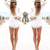 Southern Cotton Playsuit
