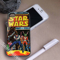 Star Wars Marvel Group for iPhone 4, iPhone 4s, iPhone 5, iPhone 5s, iPhone 5c, Samsung Galaxy S3, Samsung Galaxy S4 Case