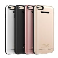 GOLDFOX Battery Charger Cases For iPhone 6 6S 5500mAh External Rechargeable Power Bank Charging Case Cover For iPhone 6 6S 7