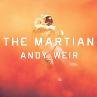 The Martian Hardcover by Andy Weir with Signature Card - ShopNASA.com