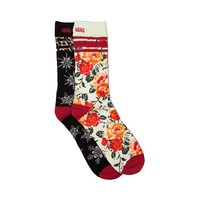 Womens Vans Petals Crew Socks 2 Pack
