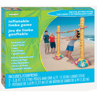 Inflatable Limbo Game