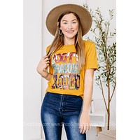 Boots, Turquoise, Rodeo Graphic Tee