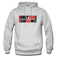 Only You Can See Mee Hoodie