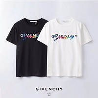 Givenchy Men Womens Cotton T-shirt