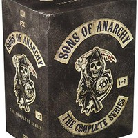 Kim Coates & Ron Perlman - Sons of Anarchy The Complete Series