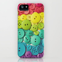 Cute as a button iPhone Case by Libertad Leal Photography   Society6