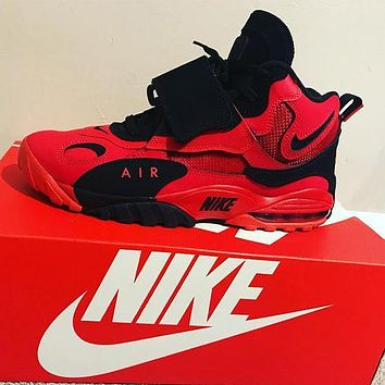 Bunchsun Nike Air Max Speed Turf Hot Sale Men Women Casual Sport Running Shoes Sneakers Red