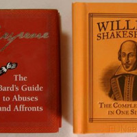 Lot 2 William Shakespeare Complete Plays Bards Guide Abuses Affronts Mini Books