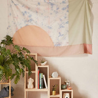 Kimset Pieced Flag Tapestry - Urban Outfitters