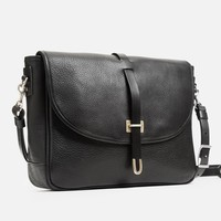 No. 500 Leather Musette Crossbody
