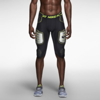 Nike Pro Hyperstrong 3/4 Men's Football Pants