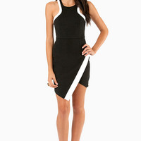 Cut To The Chase Dress $61
