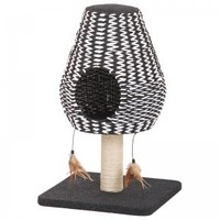 Pet Pals Pet Pals Contemporary Cat Condo with Teasers Cat Furniture