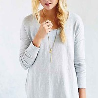 Truly Madly Deeply Inside-Out Long-Sleeve