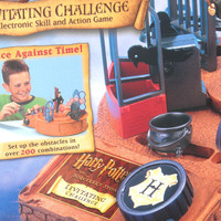 Harry Potter Levitating Challenge Electronic Skill and Action Game, Antique Alchemy