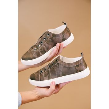 Someday Slip On Sneaker, Camo | Coconuts by Matisse