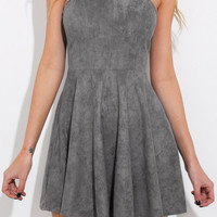 Cupshe Catch The Attention Lace Up Dress