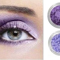 Glamour My Eyes Get the Look Eyeshadow Set - Purple Haze