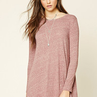 Heathered Shift Dress