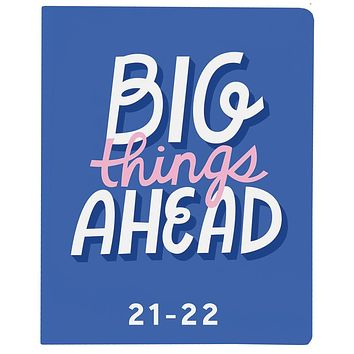 2022 Big Things 14-Month Planner
