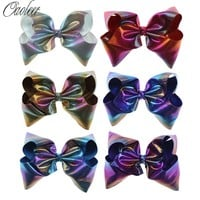 7 Inch Large Hair Bow