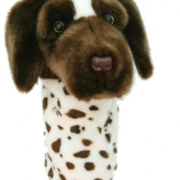 German Shorthaired Pointer Golf Headcover