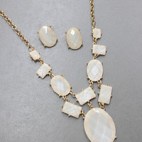 Adorn by LuLu- Corinne Charm Necklace